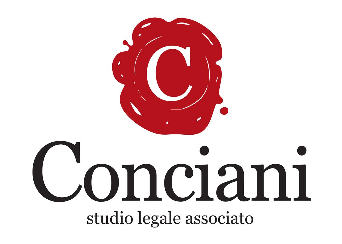 studio legale conciani logo studio kmzero portfolio