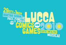 Lucca Comics and Games 2010 Identity