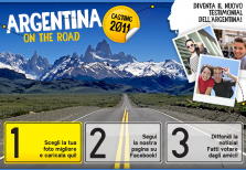 Argentina on the road casting 2011