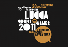 Lucca Comics and Games 2011 Identity