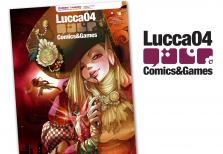 Lucca Comics & Games 2004 Print Ads