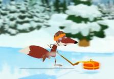 Sky Christmas Idents - Hockey