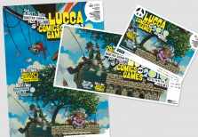 Lucca Comics & Games 2010 Print Ads